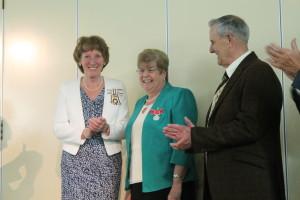 Margaret Alford Honours Ceremony BEM 056